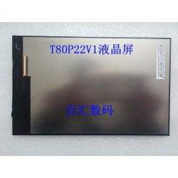 Pantalla LCD T80P22 RZW T80P22V1 INX80H-LED21