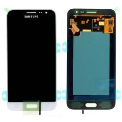 Pantalla completa Samsung Galaxy J3 2016 SM-J320 blanca