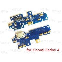 Flex Conector de Carga Xiaomi Redmi 4 Standard Edition