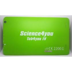 Tapa trasera con TORNILLOS Science4you Tab4you