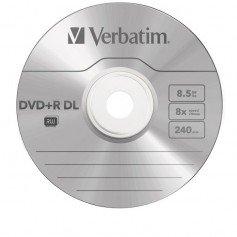 DVD Verbatim Doble Capa 8,5GB XBOX