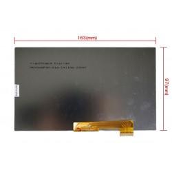Pantalla LCD Billow X700p AL0203B