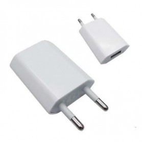 Mini Cargador USB para iPad 4, iPod Touch 5, iPod Nano 7, iPad Mini