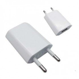 Mini Cargador USB iPad 4, iPod Touch 5, iPod Nano 7, iPad Mini
