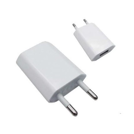 Mini Cargador USB para iPad 4, iPod Touch 5, iPod Nano 7, iPad Mini