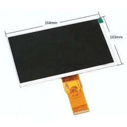 Pantalla LCD Woxter DX 70 y i-Joy Aurix HD