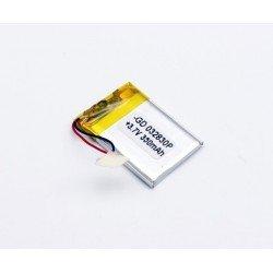 Batería MP4 y otros dispositivos 30 x 28 x 3mm