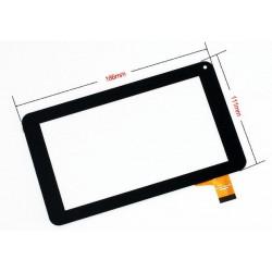 Pantalla táctil DENVER Tablet TAQ-70283K FX-86V-F-V2.0 CLV69137A JT-1A
