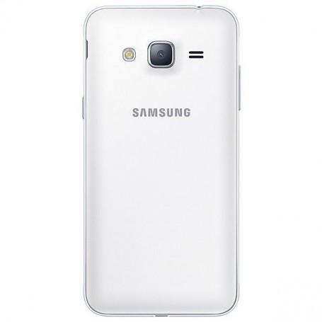Tapa trasera Samsung Galaxy J3 2016 J320 blanca