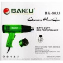Pistola de Aire Caliente Baku BK-8033