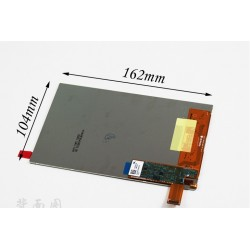Pantalla LCD Woxter QX 82 Qx82 display