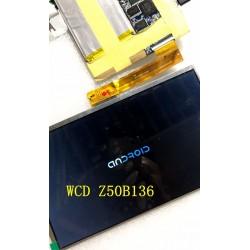 Pantalla LCD Denver TAQ 10172MK3 HYI1050DPFW SL / WCD-Z50B136