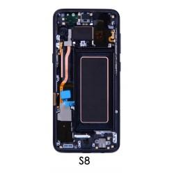 Pantalla completa Samsung Galaxy S8 G950F táctil y LCD