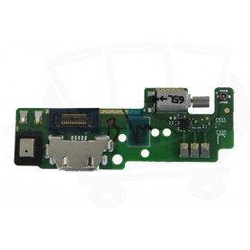 Placa conector carga Sony Xperia E5 F3311 microusb