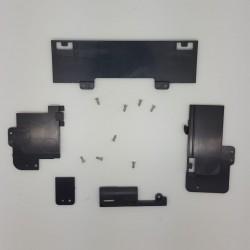 sujeción LCD + tornillos Wolder MiTab In 101