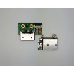 Placa USB + tornillos Wolder MiTab In 101