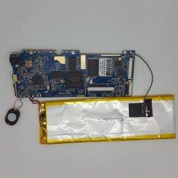 Placa base N7S A31S512M7660 WOXTER PC QX 70 + bateria, altavoz y tornillos Woxter QX 70