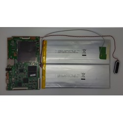 Placa base 7500-M15D20-07R - MID15D2(MID85D2) V7.0 + bateria + altavoces + antena WOLDER miTab Evolution W1 W2