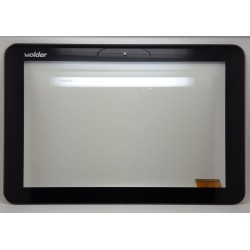 Marco (WolderMiTabW2) + pantalla tactil rota WOLDER MiTab W2