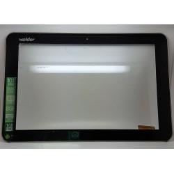 Marco wolder mitab w1 + pantalla tactil rota Wolder Evolution W1