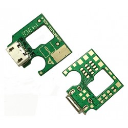Conector de carga Flex Huawei 8 MediaPad T1-821W T1 S8-701W S8-701U