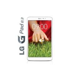 Pantalla completa LG G Pad 8.3 V500 táctil y LCD