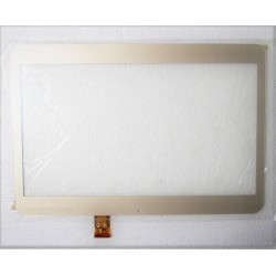 Pantalla táctil InnJoo Tablet F4 3G XC-PG1010-061-FPC-A1 dorado