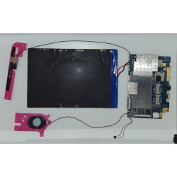 Placa base ZM119-V1.2.1 WY101ML930HS24B PMB9102 Woxter i-101