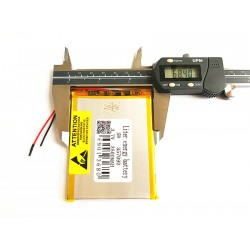 Batería Vexia Zippers 7i 3G Plus