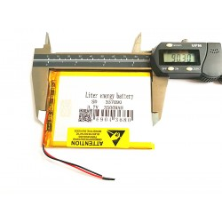 Batería Woxter QX 82 y TD Systems 7 QC IPS