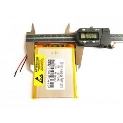 Batería Airis WinPAD 70W iRULU NuVision NV701 7