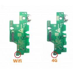Conector carga flex Huawei MediaPad M3 BTV-DL09 BTV-W09 placa USB
