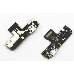 Conector carga flex Xiaomi Redmi Note 5A placa USB