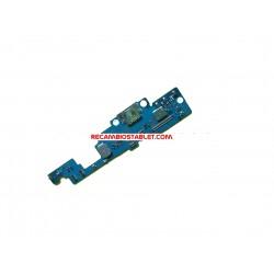 Conector carga flex Samsung Galaxy Tab S3 4G T825 placa USB