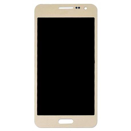 39254a27cc1 Pantalla completa Samsung Galaxy A3 2015 SM-A300F oro