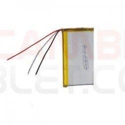 Bateria 70x50x2.8 mm 2500 mAh 3 hilos