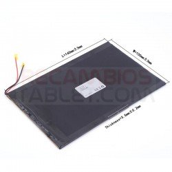 Batería Energy Tablet Pro 3