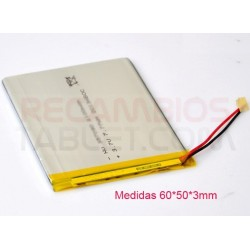 Batería FNAC Touch Light 2 LE