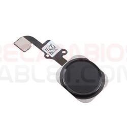 Boton Inicio iPhone 6 6G Negro
