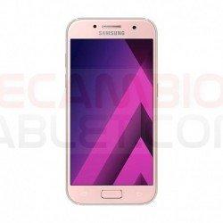 Protector cristal templado Samsung Galaxy A3 (2017) Smartphone 4G