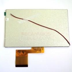 Pantalla LCD 3GO GEOTAB GT7001 JML70011-02-V1B