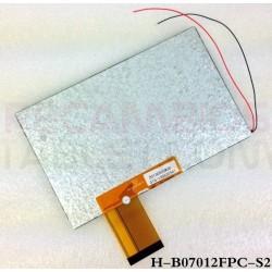 Pantalla LCD Woxter PC 65 CXI 50 BL LT70011DHT-01-V1