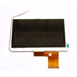 Pantalla LCD Carrefour CT705 YCX700B01-P01
