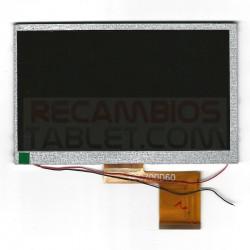 Pantalla LCD Szenio 1207C4 i-Joy Biox QX070-50NB-03F