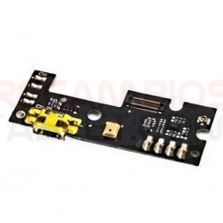 Conector carga bq Aquaris M5.5 placa microUSB