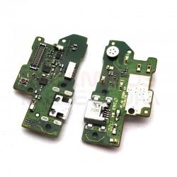 Conector carga Huawei Y7 / Y7 Prime 2017 placa microUSB