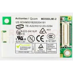Tarjeta modem MD560LMI-2-A02-0419JP 6OHM501B200204181