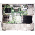 Placa base con tapa trasera DELL latitude c400 pp03l