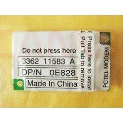 Tarjeta modem 3362 11583 A y Lector de DVD SD-R6112 0E828/SD-R6112
