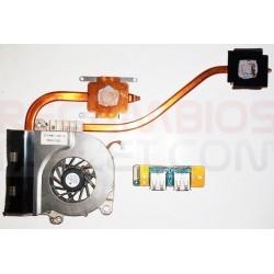 Ventilador 023-0001-7487_A080312 NB y Tarjeta USB CNX-403 UDQF2PH52CFO